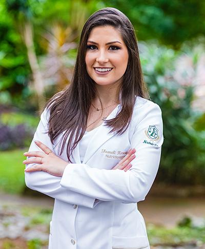 Nutricionista Shemeli Konrad, atendimento em Porto Alegre