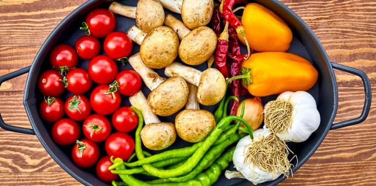 Alimentos orgânicos e nutrição